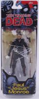 """Tom Payne Signed """"The Walking Dead"""" Action Figure (Radtke Hologram) at PristineAuction.com"""