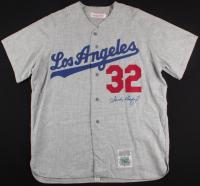 Sandy Koufax Signed Dodgers Jersey (PSA LOA)
