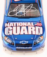 Dale Earnhardt Jr. Signed 2008 #88 National Guard - Mesma & Color Chrome - 1:24 LE Premium Action Diecast Car (Dale Jr. Hologram)