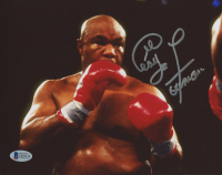 George Foreman Signed 8x10 Photo (Beckett COA)