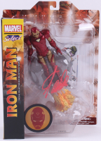 "Stan Lee Signed ""Iron Man"" Marvel Select Action Figure (Radtke COA & Lee Hologram) at PristineAuction.com"