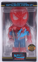 "Stan Lee Signed ""Spider-Man 2"" Marvel Hikari Vinyl Action Figure (Radtke Hologram & Lee Hologram) at PristineAuction.com"