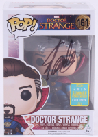 "Stan Lee Signed ""Doctor Strange"" #161 Marvel Funko Pop Bobble-Head Vinyl Figure (Lee Hologram)"
