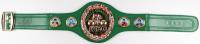 George Foreman Signed Full-Size WBC Heavyweight Championship Belt (JSA COA & Foreman Hologram)
