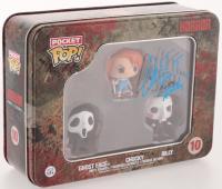 "Alex Vincent Signed Horror Funko Pocket Pop Tin Inscribed ""Andy"" (Legends COA) at PristineAuction.com"