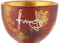"Harrison Ford Signed ""Indiana Jones and the Last Crusade"" Holy Grail Replica (Radtke COA) at PristineAuction.com"