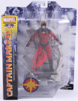 "Stan Lee Signed ""Captain Marvel Select"" Marvel Select Action Figure (Radtke COA & Lee Hologram) at PristineAuction.com"