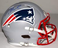 Tom Brady Signed Patriots Full-Size Authentic On-Field Speed Helmet (TriStar Hologram)