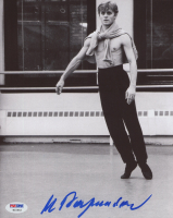 Mikhail Baryshnikov Signed 8x10 Photo (PSA COA) at PristineAuction.com