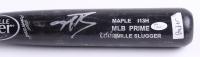 Harrison Bader Signed Game-Used Louisville Slugger MLB Select Baseball Bat (JSA COA)