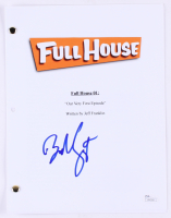 "Bob Saget Signed ""Full House: Our Very First Episode"" Full-Episode Script (JSA COA) at PristineAuction.com"
