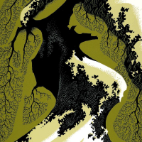 """Eyvind Earle Signed """"Snow Laden"""" Limited Edition 24x18 Serigraph on Paper at PristineAuction.com"""