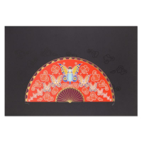 """Erte Signed """"Madame Butterfly"""" Limited Edition 41x28 Serigraph at PristineAuction.com"""