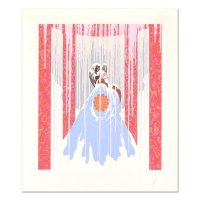 "Erte Signed ""Loves Captive"" Limited Edition 28x33 Serigraph at PristineAuction.com"