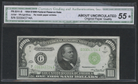 1934 $1000 One Thousand Dollars Federal Reserve Note - FR#2211-G (CGA 55)