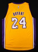 Kobe Bryant Signed Lakers Jersey (Panini COA) at PristineAuction.com