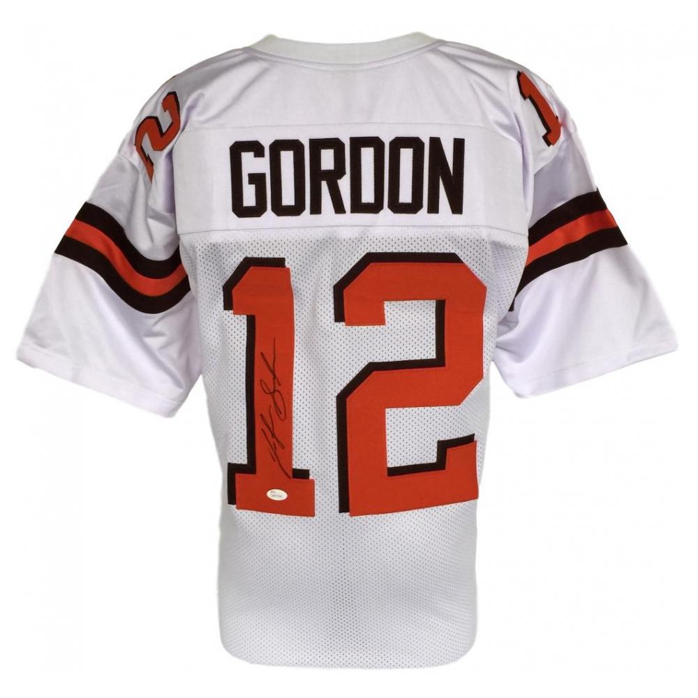 josh gordon signed jersey