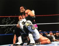 "Bret ""Hitman"" Hart Signed WrestleMania XII 16x20 Photo (JSA COA)"