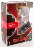 Stan Lee Signed Marvel Iron Man Mark VII Hot Toys 1:4 Scale Bust (JSA COA)