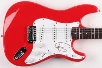 Adam Levine Signed Full-Size Electric Guitar (Beckett COA) at PristineAuction.com