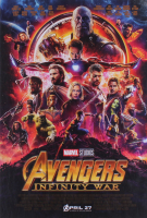 """IMAX Exclusive """"Avengers Infinity War"""" 24x40 Movie Poster at PristineAuction.com"""