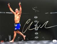 Chris Weidman Signed 11x14 Photo (Fanatics Hologram)