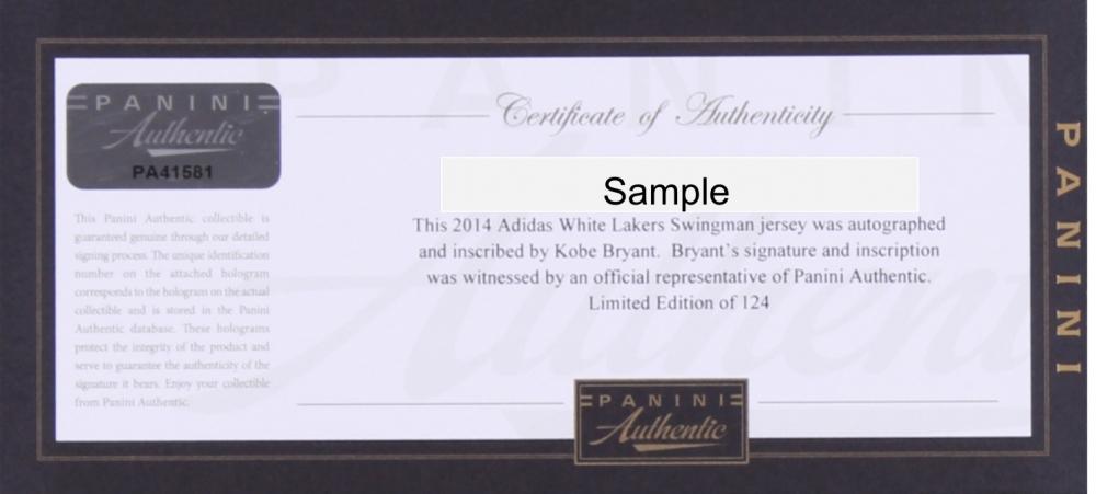 Blake Griffin Signed Spalding Basketball Inscribed