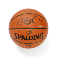 Kevin Durant Signed Spalding Basketball (Panini COA) at PristineAuction.com