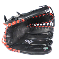 Mike Trout Signed Rawlings Pro Game Model Fielding Glove (Steiner COA)