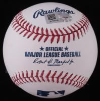 Kris Bryant Signed OML Baseball (MLB Hologram) at PristineAuction.com