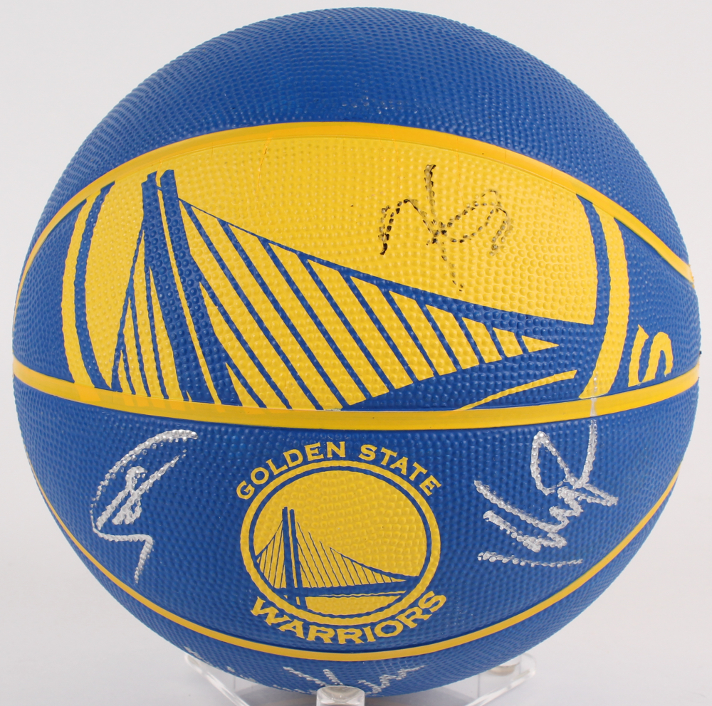 Golden State Warriors: Online Sports Memorabilia Auction
