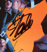 "Stan Lee Signed ""The Uncanny Inhumans"" Issue #0 Marvel Comic Book (Lee COA) at PristineAuction.com"