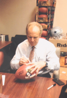 "Roger Staubach Signed Official Super Bowl XII Logo Football Inscribed ""SB XII Champs"" (Radtke COA) at PristineAuction.com"