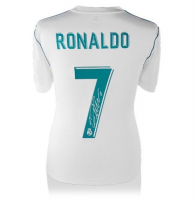 Cristiano Ronaldo Signed Real Madrid Shirt (Icon Sports COA) at PristineAuction.com
