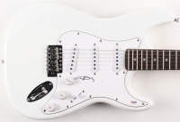 Angus Young Signed Full-Size Electric Guitar (PSA COA)
