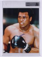 Muhammad Ali Signed 8x10 Photo (Beckett Encapsulated)