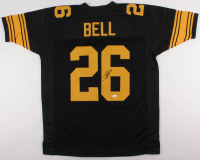 Le'Veon Bell Signed Steelers Color Rush Jersey (JSA COA)