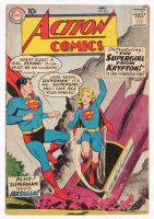 "1959 ""Action Comics"" Issue #252 DC Comic Book"