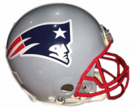 "Tom Brady Signed Patriots Super Bowl LI Full-Size Authentic On-Field Limited Edition Helmet Inscribed ""5x SB Champ"" & ""Let's Go!"" (TriStar Hologram) at PristineAuction.com"
