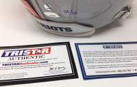 """Tom Brady Signed New England Patriots Full-Size Authentic On-Field LE Helmet Inscribed """"SB 51 Champs"""" (TriStar Hologram & Steiner Hologram) at PristineAuction.com"""