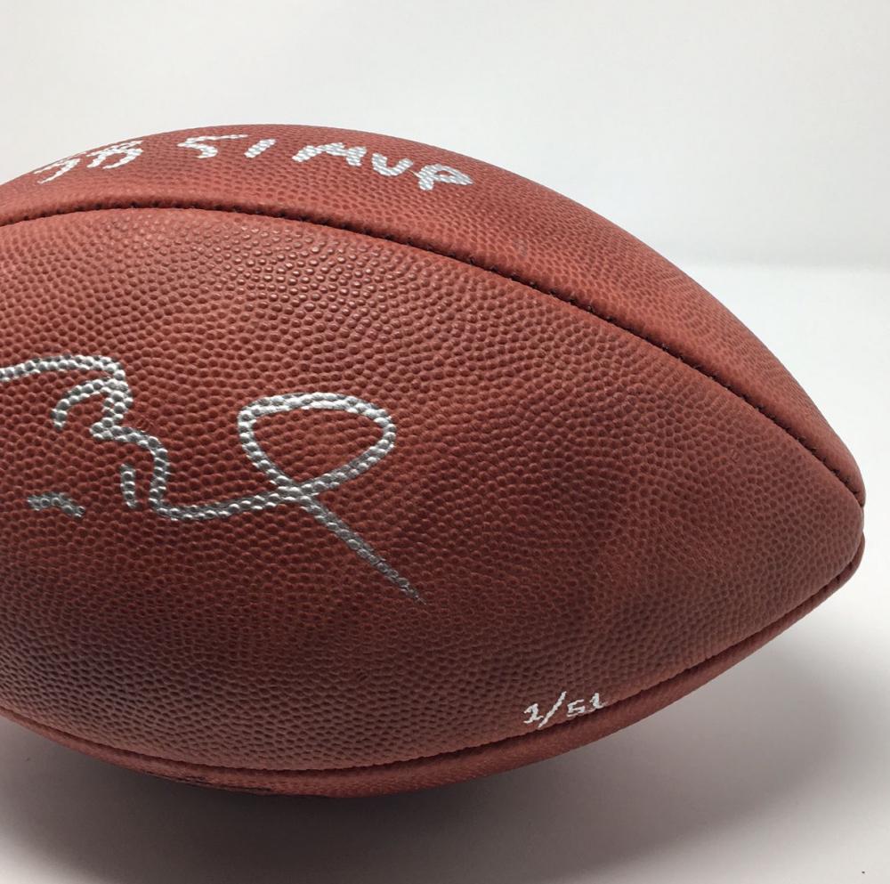3f4f18f17 Tom Brady Signed Super Bowl 51 Limited Edition