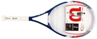 Chris Evert Signed Wilson Full Size U.S. Open Tennis Racket (SI COA)