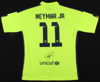Neymar Signed Barcelona Jersey (PSA LOA)