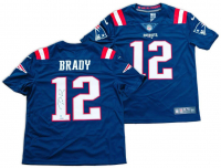 Tom Brady Signed Patriots Limited Edition Jersey with Super Bowl LI Patch (TriStar Hologram) at PristineAuction.com
