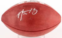 Aaron Rodgers Signed Official Super Bowl XLV Game Ball (Radtke COA & Fanatics Hologram)