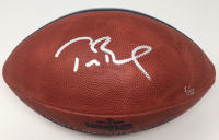 "Tom Brady Signed Super Bowl 51 Limited Edition ""The Duke"" Patriots Logo NFL Official Game Ball (Steiner COA & TriStar Hologram)"