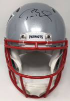 Tom Brady Signed Patriots Super Bowl 51 Limited Edition Authentic On-Field Speed Helmet (Tristar Hologram & Steiner COA) at PristineAuction.com