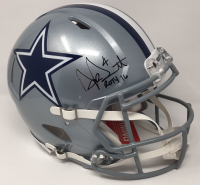 "Dak Prescott Signed Cowboys Limited Edition Full-Size Authentic On-Field Helmet Inscribed ""ROTY 16"" (Steiner COA) at PristineAuction.com"