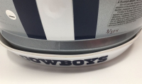 """Dak Prescott Signed Cowboys Limited Edition Full-Size Authentic On-Field Helmet Inscribed """"ROTY 16"""" (Steiner COA) at PristineAuction.com"""