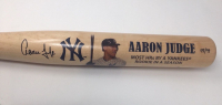 Aaron Judge Signed Yankees Limited Edition Commemorative Home Runs Baseball Bat (Fanatics Hologram) at PristineAuction.com